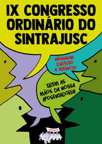 XI Congresso Ordinário do Sintrajusc